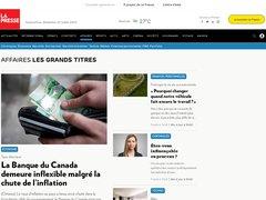 actualité du marché de l'immobilier sur affaires.lapresse.ca