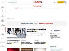 actualité du marché de l'immobilier sur agefiactifs.com