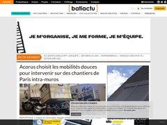 actualité du marché de l'immobilier sur batiactu.com