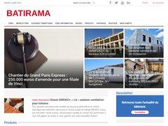 actualité du marché de l'immobilier sur batirama.com