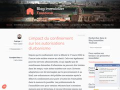 actualité du marché de l'immobilier sur blog-immobilier-toulouse.fr