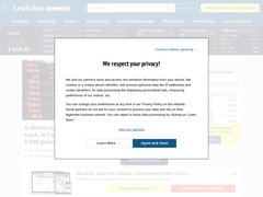 avis bourse.lesechos.fr