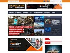 actualité du marché de l'immobilier sur bulletindescommunes.net