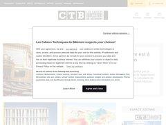 actualité du marché de l'immobilier sur cahiers-techniques-batiment.fr
