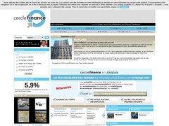 actualité du marché de l'immobilier sur cerclefinance.com