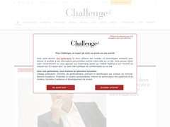 actualité du marché de l'immobilier sur challenges.fr