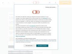 actualité du marché de l'immobilier sur cio-online.com