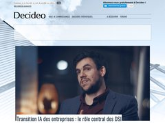 actualité du marché de l'immobilier sur decideo.fr