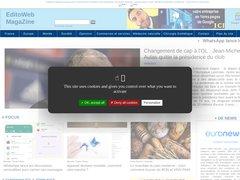 actualité du marché de l'immobilier sur editoweb.eu