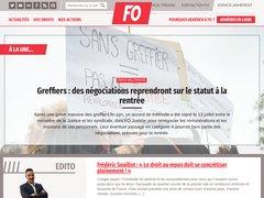 actualité du marché de l'immobilier sur force-ouvriere.fr