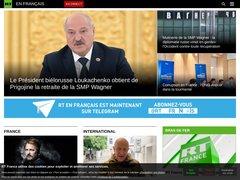 actualité du marché de l'immobilier sur francais.rt.com