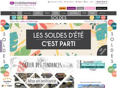 Code promo Mobilier Moss