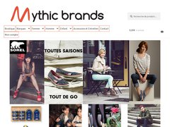 code promo Mythic Brands