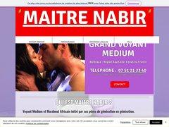 Grand Voyant Medium Marabout Africain Maître NABIR à Bordeaux en Gironde