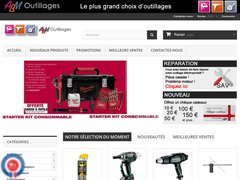 Code promo Abmoutillages