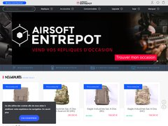 code promo Airsoft Entrepot