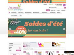 code promo Aromatic Provence