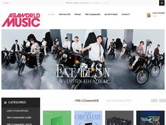 Code promo Asiaworldmusic