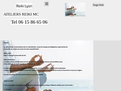 Reiki Lyon - ateliers reiki Mc
