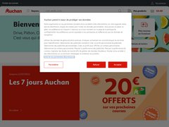 Code promo Auchandrive