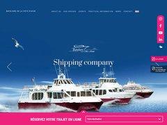 Détails : bateau pour porquerolles
