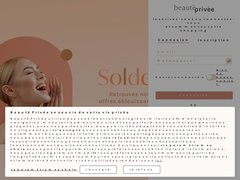 Code promo Beaute Privee