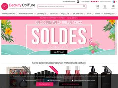 code promo Beauty Coiffure Fr