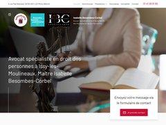 Me Besombes Corbel, avocat en divorce à Issy les Moulineaux