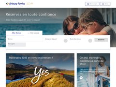 Code promo Brittany Ferries