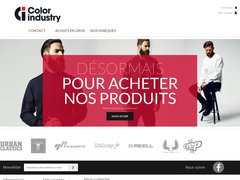 Code promo Color Industry