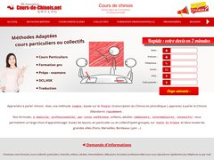 Détails : www.cours-de-chinois.net