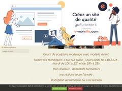 Cours de sculpture Paris 20
