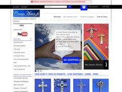 Messages de Medjugorje et vente en ligne de croix en acier