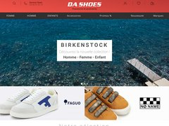 Code promo Dashoes