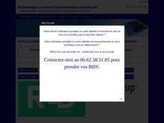 Http://www.depannage-cours-informatique-a-domicile.com est une société spécialisée dans le dépannage & cours informatique à domicile.
