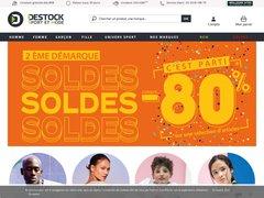 f3fbd5720369 Codes promo Destock Sport Et Mode 2019 Juin & coupons testés