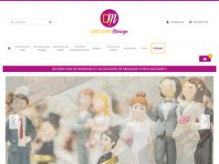 Code promo Discount Mariage
