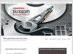 Diskeom, réparation disque dur et récupération de données