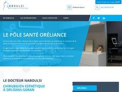 Chirurgie esthétique,médecine esthétique   Orléans- dr NABOULSI