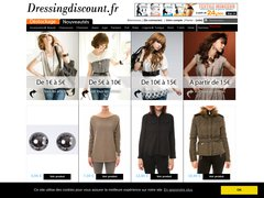 Code promo Dressing Discount