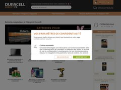 code promo Duracell Direct