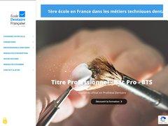 Détails : formation dentaire