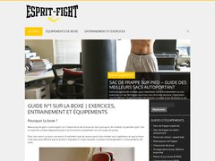 Code promo Esprit Fight