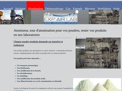 Exp'air Lab poudres