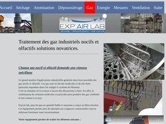 Exp'air Lab Traitement des gaz