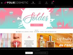 Code promo Folie Cosmetic