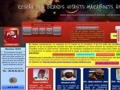 Réseau des grands voyants médiums marabouts Africains en France, Belgique, Luxembourg, Suisse