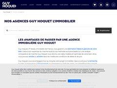 Votre agence immobilier à Bordeaux Albret