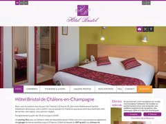 Détails :  Votre hôtel en Champagne Ardenne