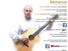 Hubi chante Allelujah en français, alleluia, allelujah, auteur-compositeur-interprète Suisse, HUBERTRACINE.ch compositeur de chansons, star suisse, auteur compositeur interprète,